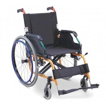 Αναπηρικό αμαξίδιο αλουμινίου economy