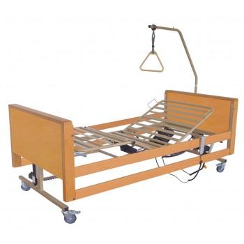 Νοσοκομειακή ηλεκτρική κλίνη deluxe