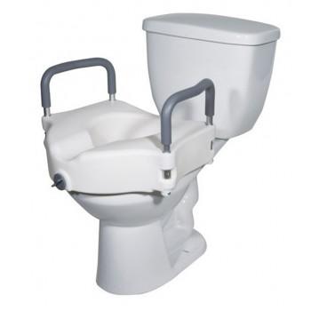 Ανυψωτικό τουαλέτας με βραχίονες 12,5 cm