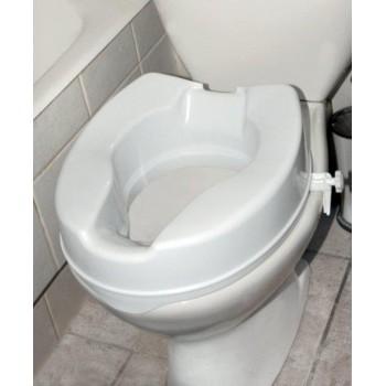 Ανυψωτικό τουαλέτας με πλαϊνούς σφιγκτήρες